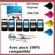 Cartridges Compatible For Canon Pixma Pg Cl Mp 495 499 Mg 2950 3000 3050 3051