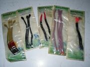 Vintage 5 Packs Delong Soft Bait Fishing Lures From Ceterville Ohio