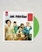One Direction Up All Night Green Vinyl Urban Outfitters Vinyle Vert Usa