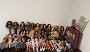 Vintage Mga Bratz 2001, 2002, 2003, 2015 Lot Of 47 Dolls/accessories/sold As-is