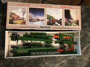 Ho Scale Walthers 263' 5unit All Purpose Spine Car. B.n. 637555. Item 932-3932