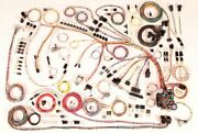 American Autowire Wiring System Impala 1965 Kit P/n 510360
