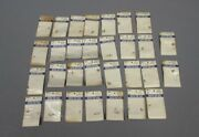 Pacific Fast Mail Ho Scale Brass Trim Parts [30] Ln