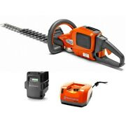 Husqvarna 520ihd60 24 Cordless Hedge Trimmer With Battery And Charger