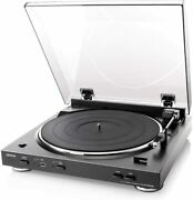 Denon Dp-200usb Analog Record Player With Phono Equalizer Black From Japan