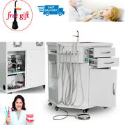 4-h Dental All In 1 Delivery System Cart Unit Curing Light/scaler/syring/triplex