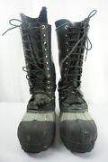 Whites Boots Guide Pac Steel Toe Winter Snow Boot Removable Liner Men Size 11