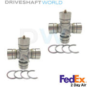 Set Of Two Universal Joints Isr For 2005-2007 Toyota Sequoia 5-1511x