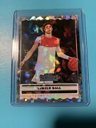 Panini Contenders Lamelo Ball 23/23 Jordan Card Cracked Ice Rookie Roty 1/1