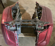 Honda 2012 Goldwing Gl1800 Motorcycle Red Rear Saddlebags/tail Light Assembly