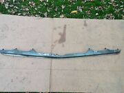 1964 Ford Galaxie Front Bumper Valance - Filler 63 Fomoco