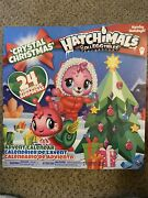 Hatchimals-colleggtibles Crystal Christmas Advent Calendar W/ 14 Exclusive A