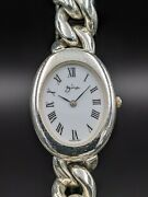 Zina Germany Womenand039s Watch Solid 925 Sterling Silver 69g