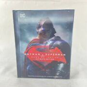 Batman V Superman Dawn Of Justice Ultimate Edition 64 Page Book Blu-ray Dvd
