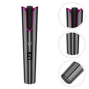 1 Set Portable Wireless Automatically Lcd Automatic Hair Curler Auto Curler