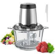 3l Electric Meat Grinder Home Kitchen Industrial Stainless Steel Sausage Maker