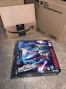 Transformers War For Cybertron Earthrise Voyager Wfc-e27 Ramjet And Dirge