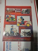 Antique And Contemporary Motorcycle Toys Identification And Values Price Guide