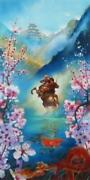 A Warrior's Reflection By John Rowe Inspired By Mulan