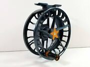 Lamson Litespeed F Series Fly Reel Size 7+ Color Fuego New - Free Fly Line