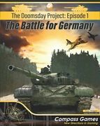Compass Games The Doomsday Project Episode One The Battle For Germany Nisw