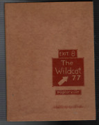 Pearl River Junior College 1977 Yearbook The Wildcat - Poplarville, Mississippi