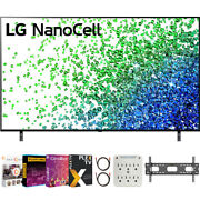 Lg 75 Hdr 4k Uhd Smart Nanocell Led Tv 2021 With Movies Streaming Pack