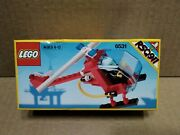 Lego 6531 Flame Chaser Rsq911 - Sealed - Rare - Box Has Some Wear -