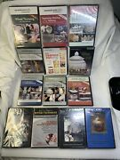 Lot Of 21 Ceramic Arts Daily Presents Dvds And Tom Turner + Others