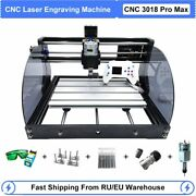 Laser Engraver Cnc Machine Router Wood Milling Tool With Controller Smart Device