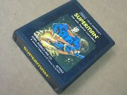 Ntsc Sears Superman Picture Label Tele Games Atari 2600 Video Game System