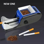 Electric Cigarette Rolling Machine Automatic Tobacco Rolling Injector Filling M
