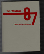 Pearl River College 1987 Yearbook The Wildcat - Poplarville, Mississippi
