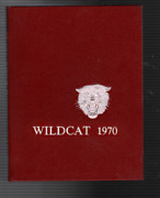 Pearl River Junior College 1971 Yearbook The Wildcat - Poplarville, Mississippi