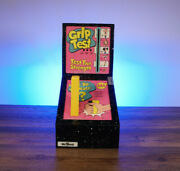 Mr. Vend Vintage Coin Operated Grip Tester Impulse Machine - A Lot Of Fun