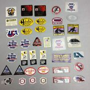 Huge Lot Of Coal Mining Sticker Some Reflective Kennametal Consol 35+ Decals