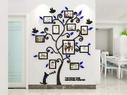 Wall Tree Family Photo Frame Home Sticker Decals Decor Decal Stickers Room 3