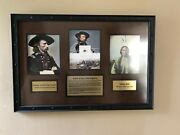 George Armstrong Custer Vs Sitting Bull Battle Of The Little Big Horn U.s. Relic