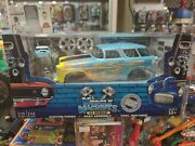 Muscle Machines 55 Nomad With Flames 1/18 Scale And 1/64 Brand New In Box Mint