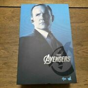 Hot Toys 1/6 Figure Mms189 The Avengers Agent Phil Coulson Empty Box