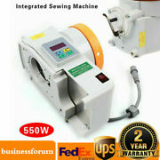 Second Hand Sewing Machine Parts 550w Motor Sewing Machine Modification 110v Us