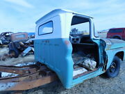 1962 Chevrolet Pickup Truck Cab Basically Solid With Some Rust In Floors
