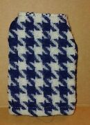 Blue Skirt Doll Part Barbie 1950s Rare Vintage Old Clothes Clothing Houndstooth