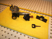 Mercedes 1981 W123 300d Sedan Front Ignition 1 Assembly And Glove Box 1 Lock And Key