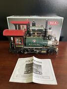 Rea/aristocraft The Great Northern 2-4-2 Steam Engine Rea-21102 Ob