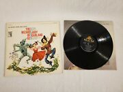 The Wizard Of Oz Soundtrack Mgm Se-3996 1968 Stereo Lp Record Vinyl Ex