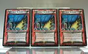 Legend Of The Five Rings L5r Ccg Imperial Edition - Evil Portents X3