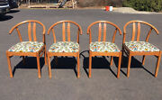 Hans Wegner Style Wishbone Reproduction Dining Rm Accent Chairs P/up Only 08844