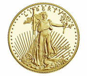 American Eagle 2021 One Ounce Gold Proof Coin 21eb - New In Box - In Hand