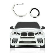 For Bmw X6 E71 Bj Iconic Lights Led + Headlight Clear Lens Covers Replacement